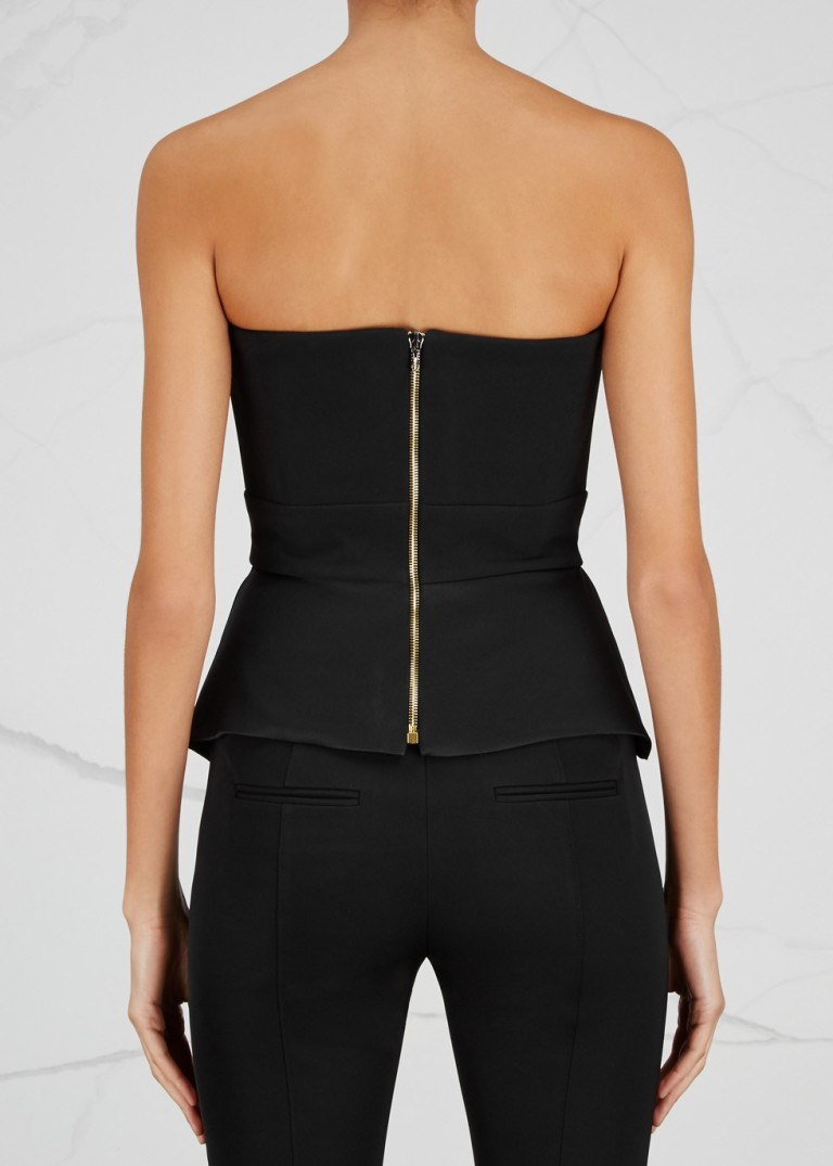 roland-mouret-penn-monochrome-satin-top-back-view