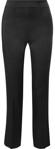 roland-mouret-satin-slim-leg-pants