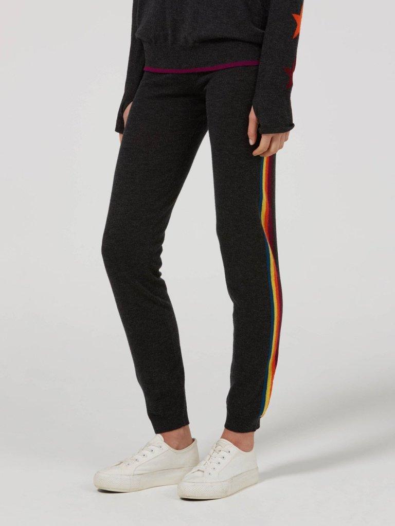 Wyse London Luna Rainbow Merino Legging
