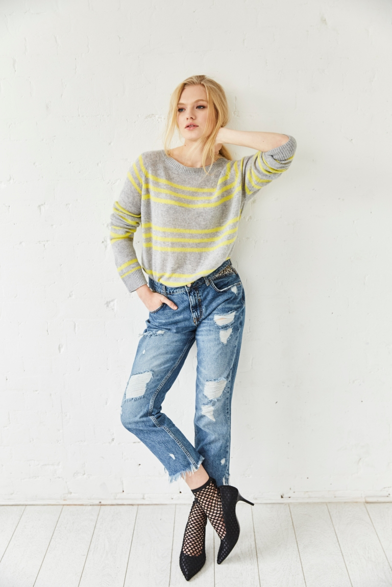 Tabitha Webb striped Dreams yellow and grey sweater.jpg