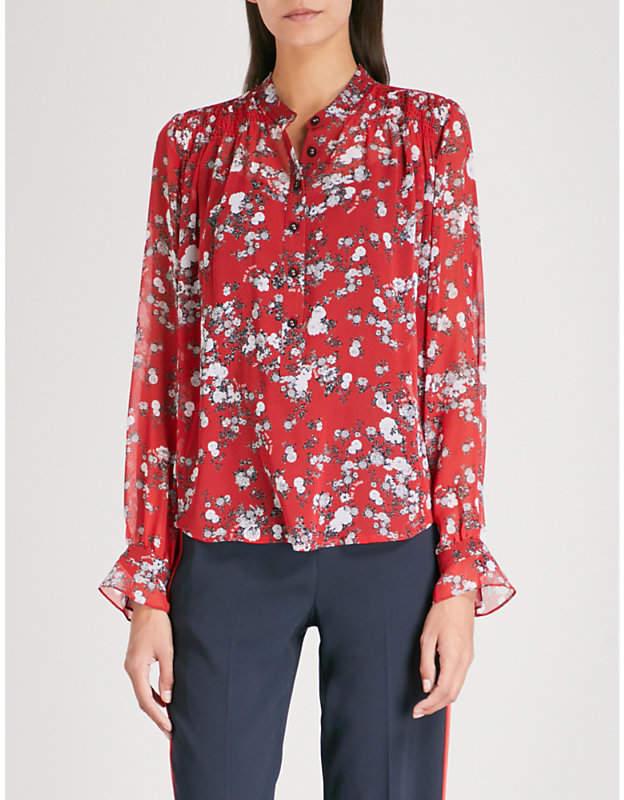 Rag & BoneSusan silk-chiffon shirt