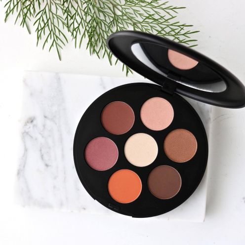 Inika Organic Day to Night Eyeshadow Palette