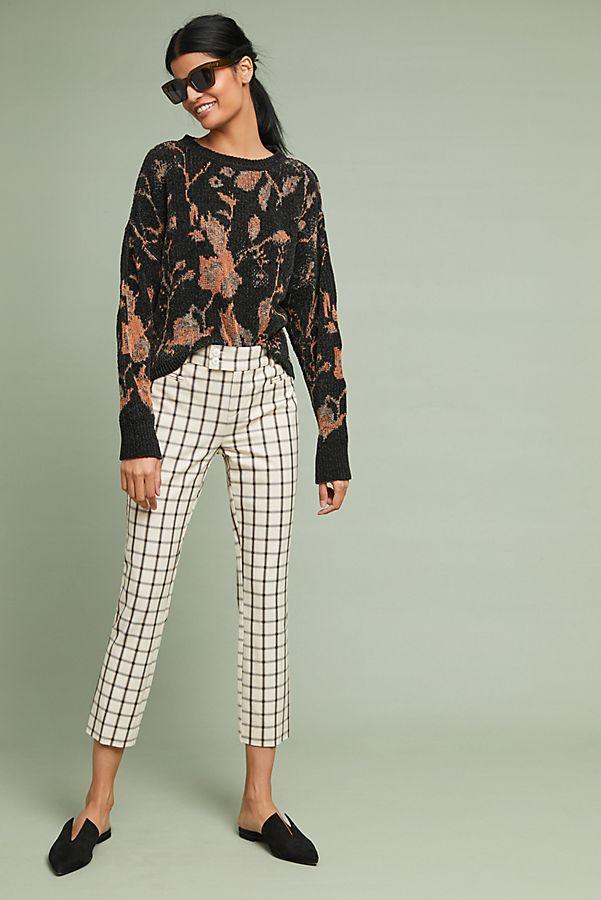 AnthropologieThe Essential Slim Trousers