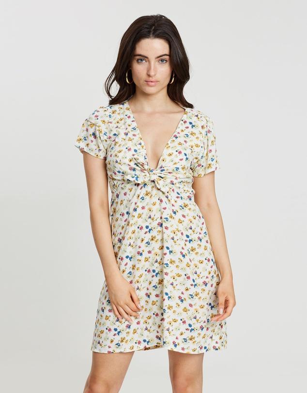 Auguste the Label Agnes Fleur mini Dress