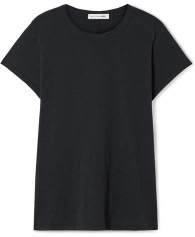 Rag & Bone The tee cotton jersey t-shirt