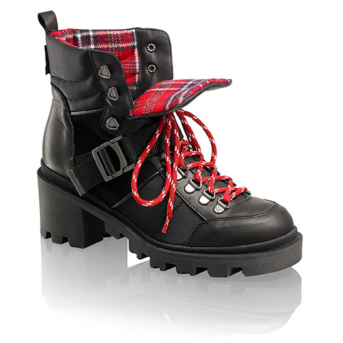 Russell and Bromley MACLOUD Hiker Boots