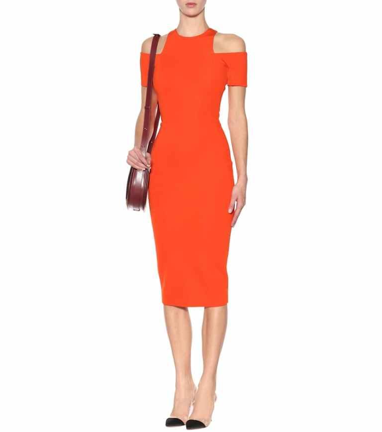 Victoria Beckham Bodycon dress v2