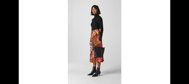 whistles luella bloom print skirt v2