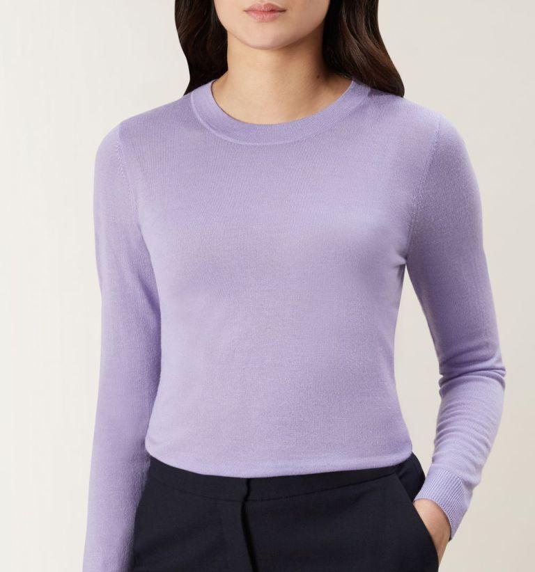 HobbsPenny Merino Wool Sweater
