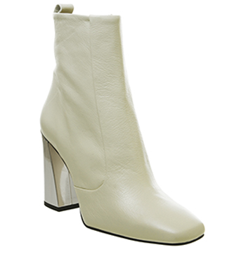 Office Aries Square toe boots