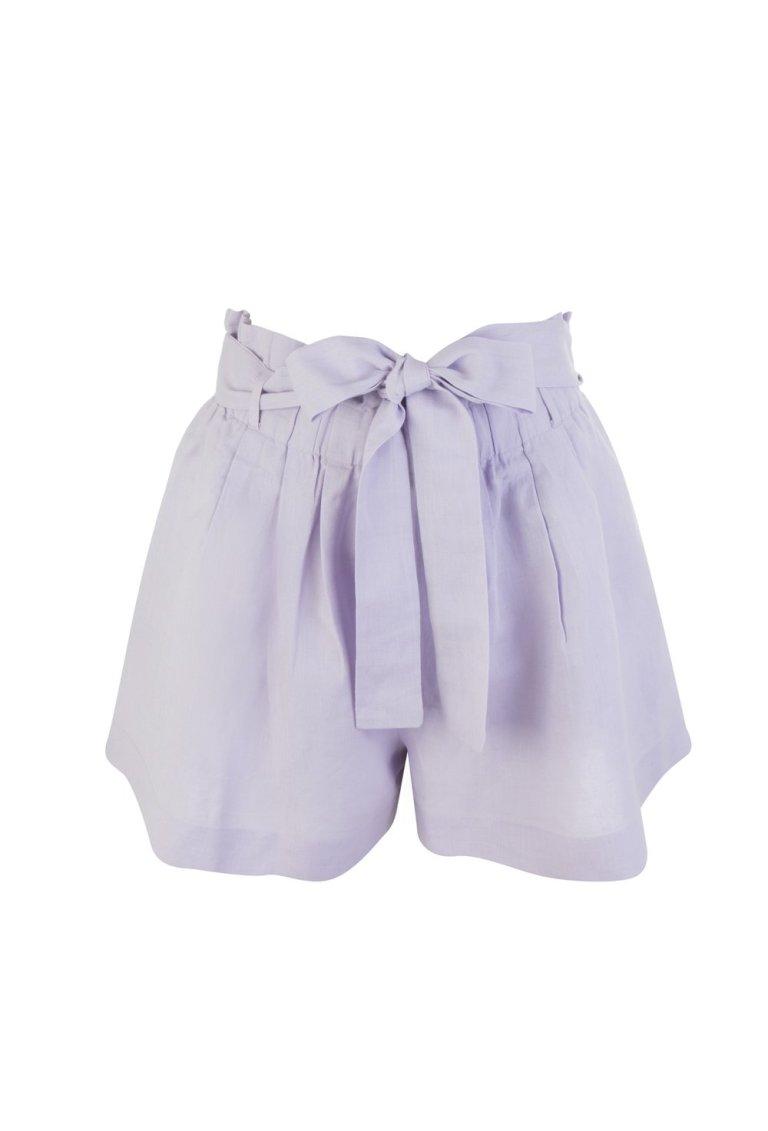 Bec & Bridge Tropical FeverHigh Waisted Shorts