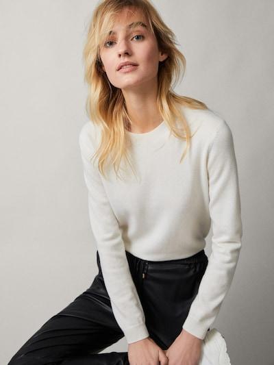 Massimo Dutti Plain 100% Cashmere Sweater