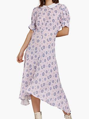 Ghost Tiggy Floral Print Dress