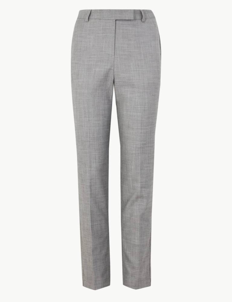 M&S Collection Mia slim Ankle Grazer trouser