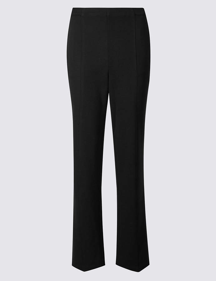 M&S Collection Straight Leg Trouser