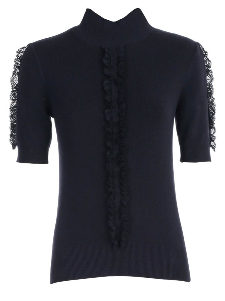 See By Chloe High Neck top
