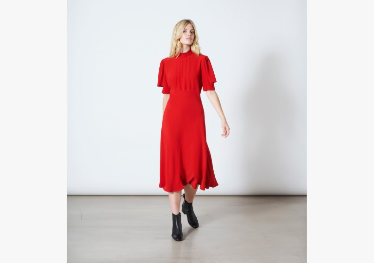 Finery Lindon beaumont Red Dress