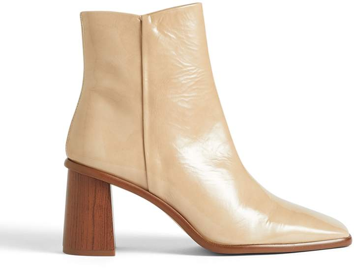 Jigsaw Conduit Leather Ankle Boot