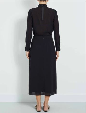 Cefinn Cleo Split Front Maxi Skirt