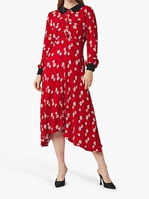 Ghost Harison Japonica Daisy Floral Dress