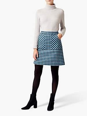 Hobbs Elodie Wool Skirt