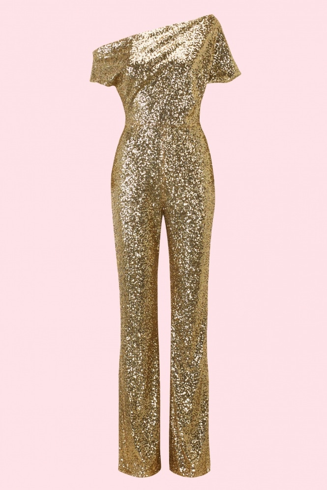 the-pretty-dress-company-eva-off-shoulder-sequin-jumpsuit gold