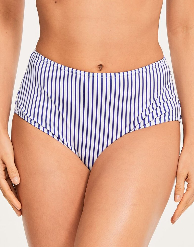 Freya Swim Totally Stripe High Waist Brief