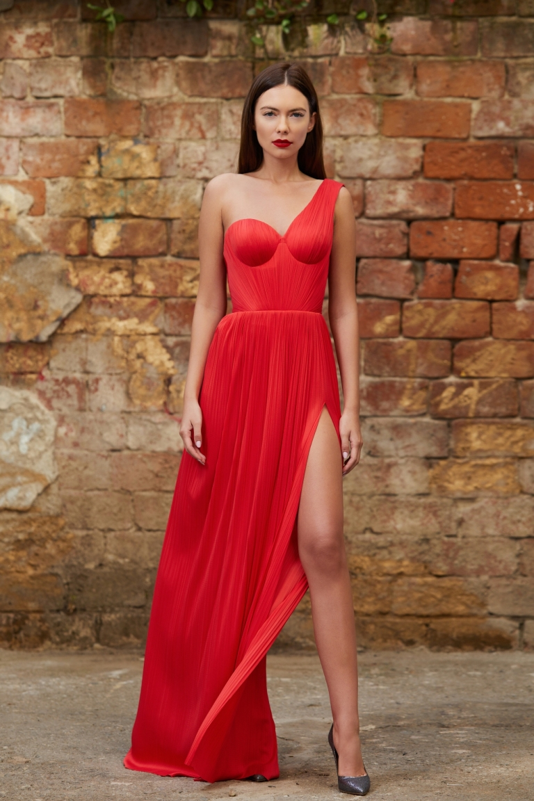 Iris Serban Ama gown