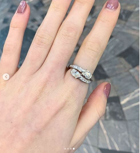 Susannah Lovis ring