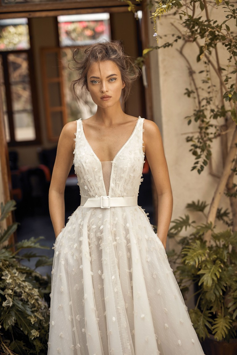 Lili Hod Amber gown