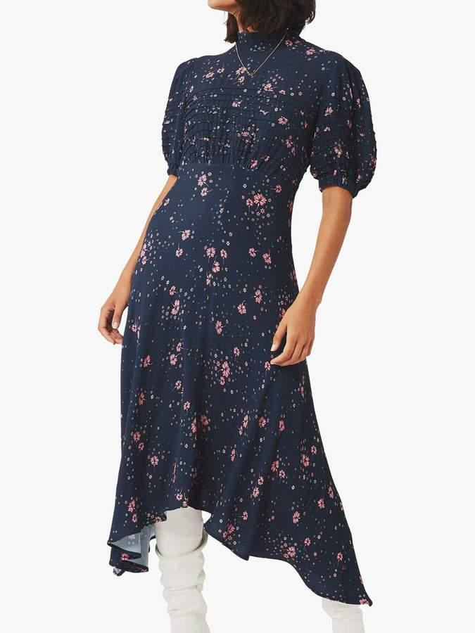 Ghost Jenna Floral Dress, Santana Daisy