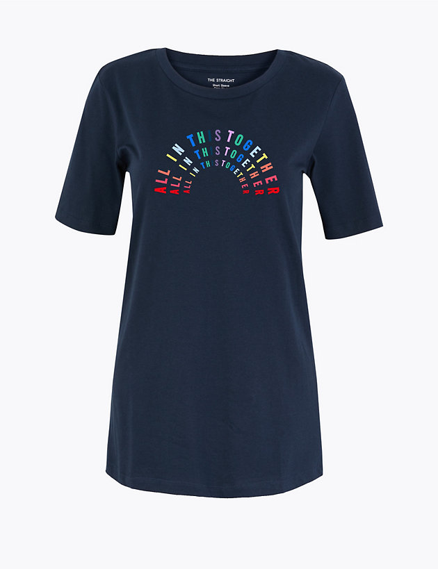 M&S Collection NHS Charities Together T-Shirt