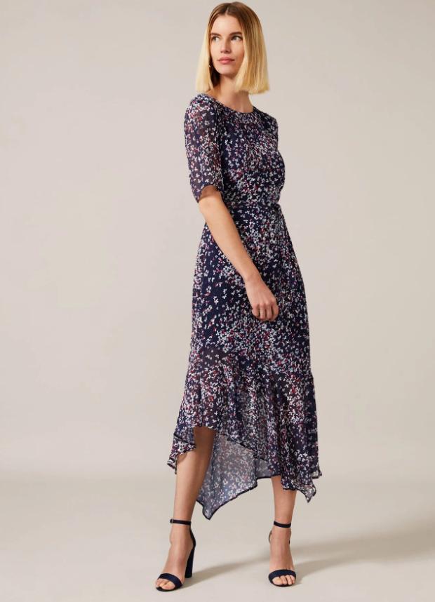 Phase Eight Klara Ditsy floral Dress