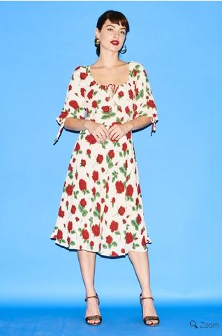 Coco Fennell Rose Loren Dress