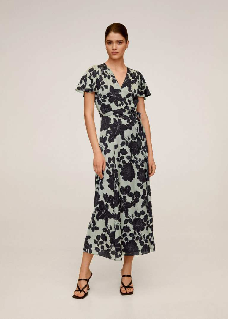 MANGO-Embossed-Flower-Gown-1-scaled