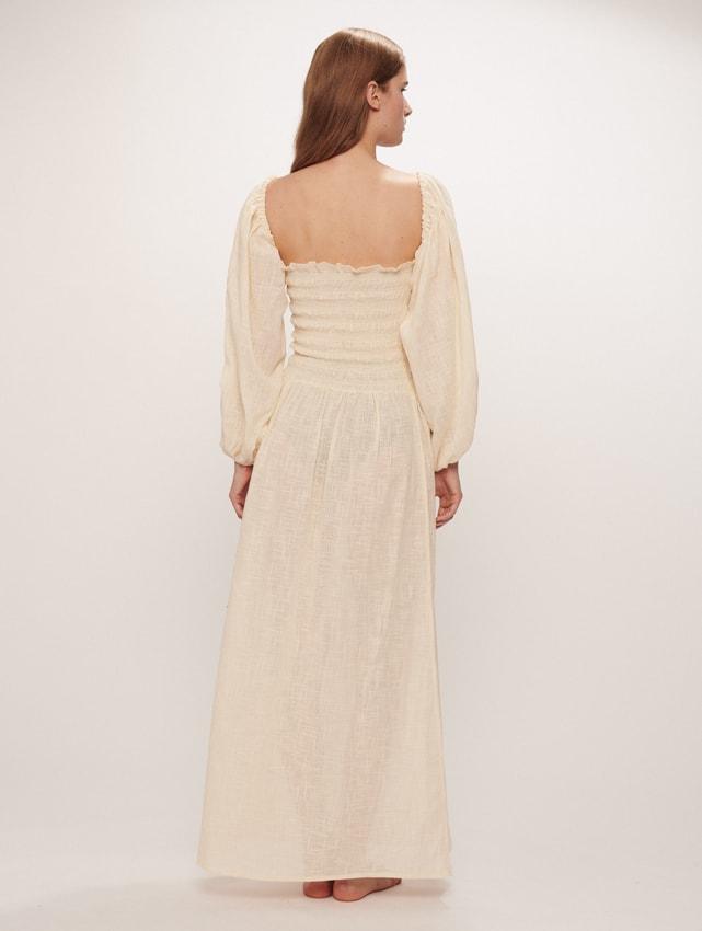 Cloe Cassandro Agatha Dress back view