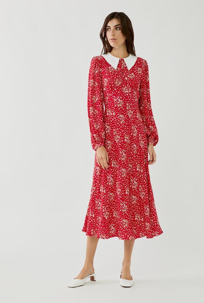 Ghost Kelsea Dress