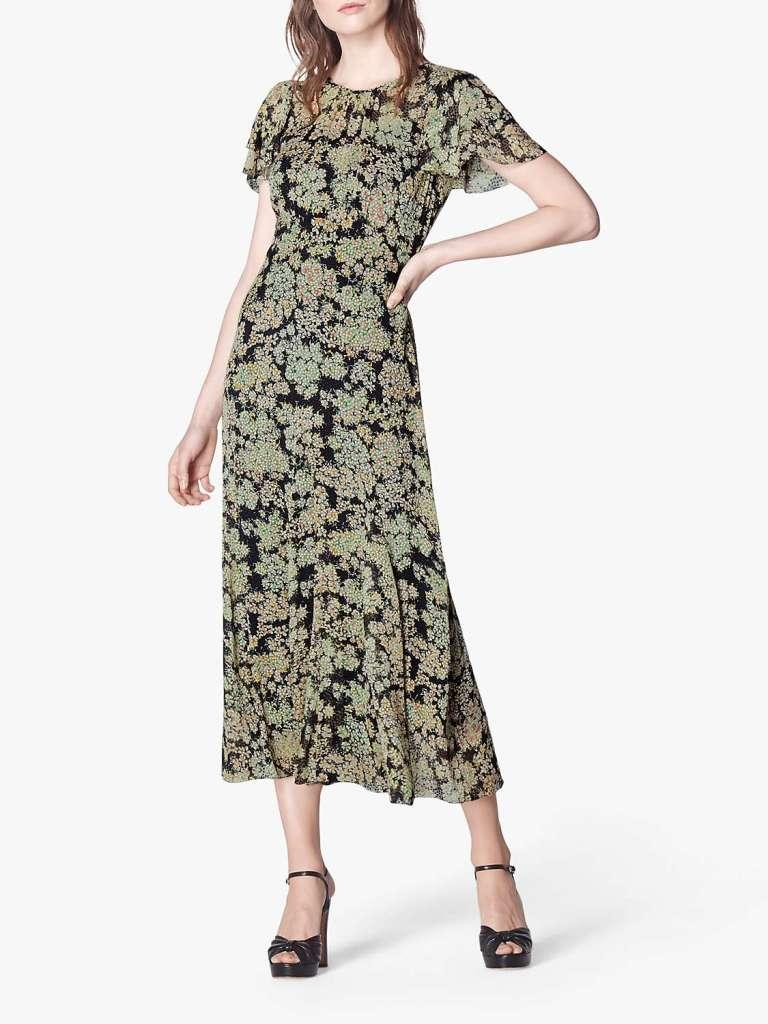 L.K. Bennett Amelia Maxi Dress