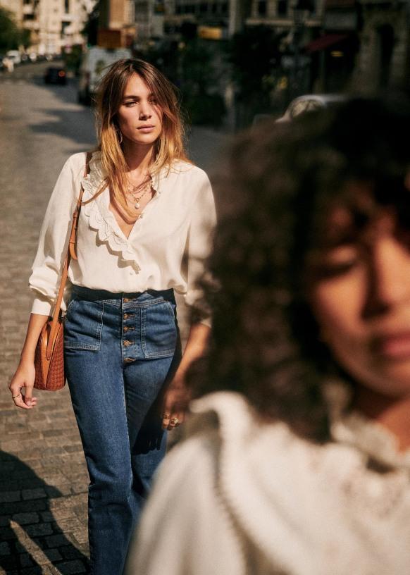 Sezane Chloe Shirt v2