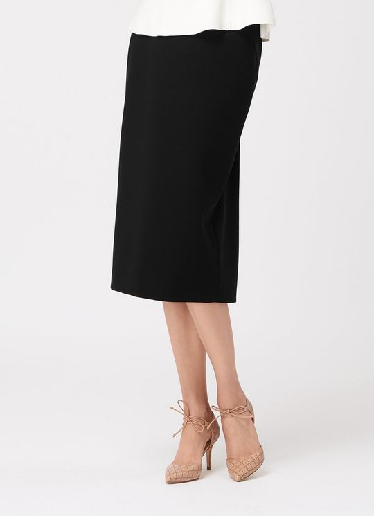 LK Bennett Judi Black Skirt