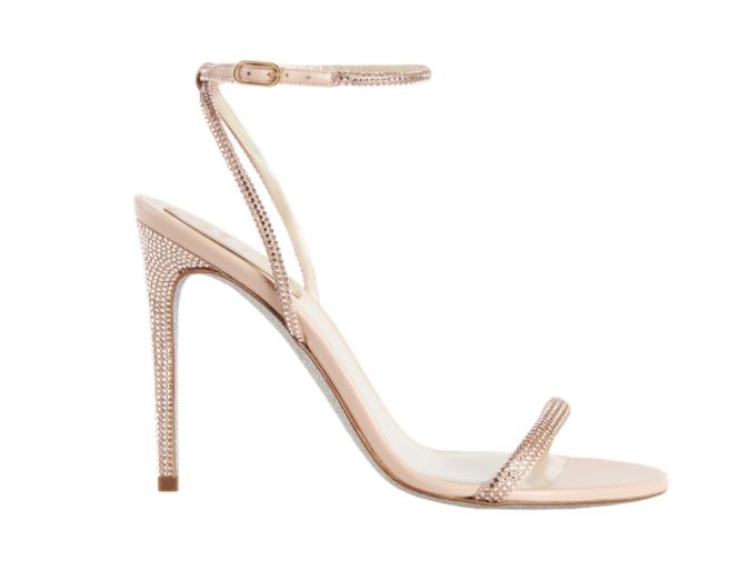 Rene Caovilla sandals with an ankle strap Ellabrita