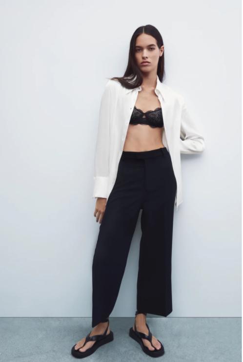 Zara Culotte Trousers