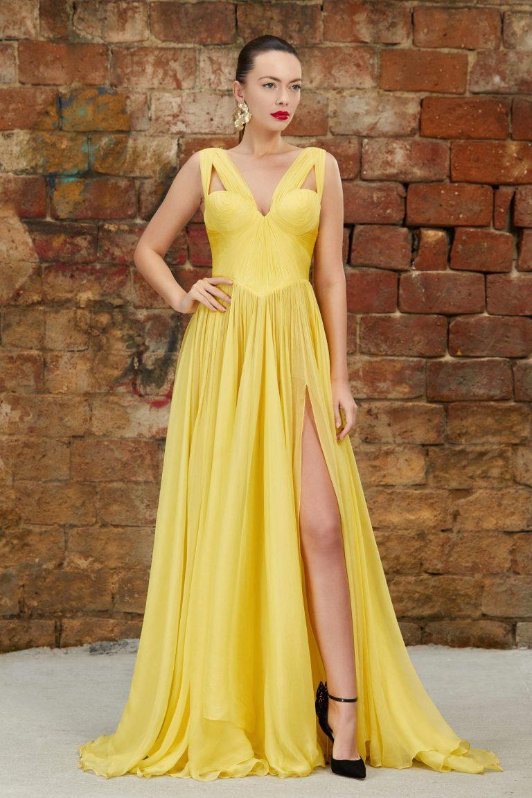 Iris Serban Sunrise Gown