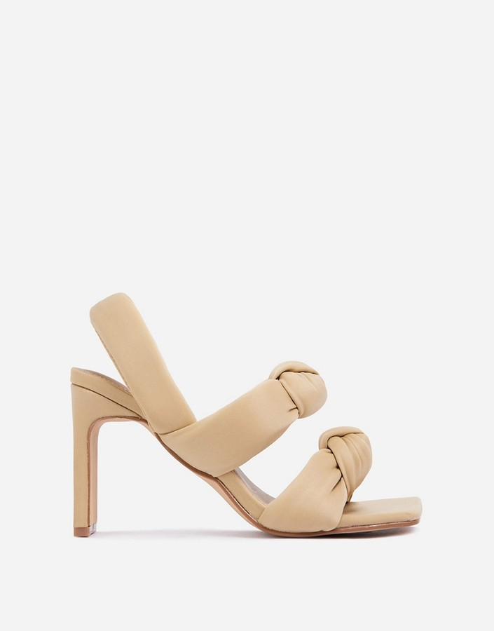 ego-x-molly-mae-infatuated-padded-heeled-sandals-in-beige