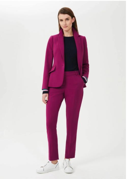 Hobbs Suki blazer suit