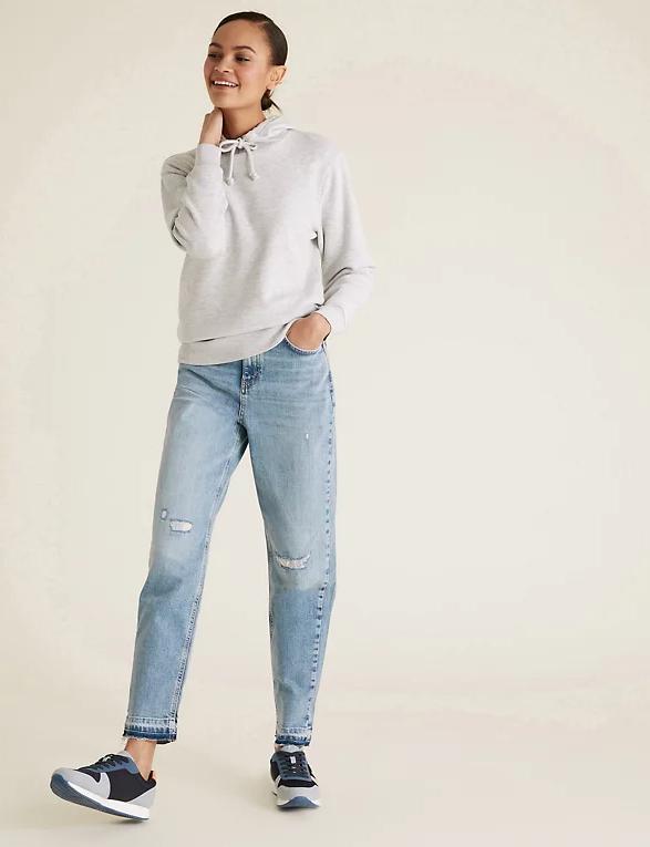 M&SMom High Waisted Jeans