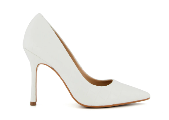 Belaire Pointed Toe Court Shoes