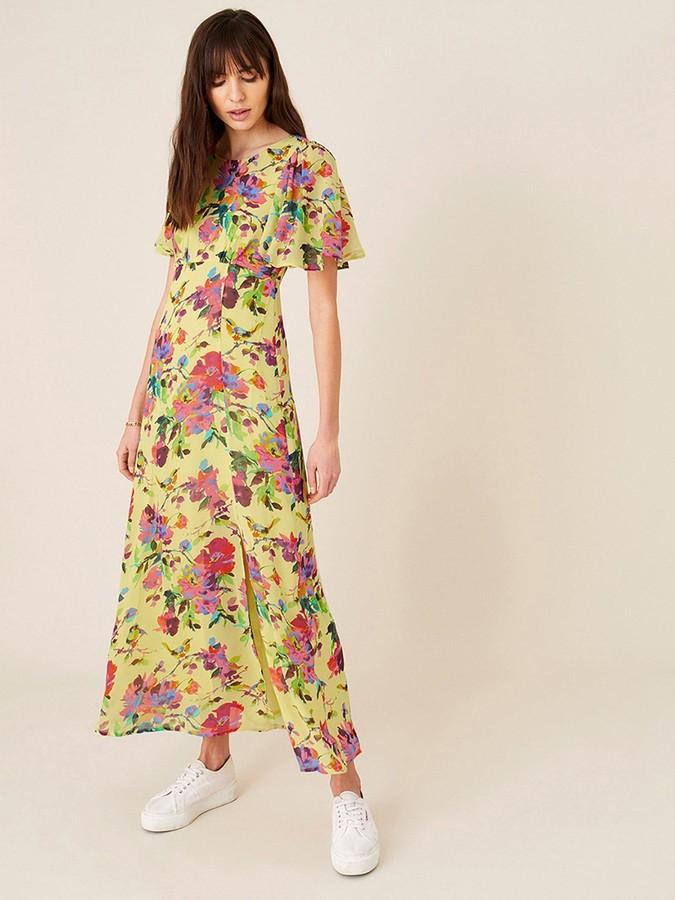 Monsoon Brynn Sustainable Helen Dealtry Dress