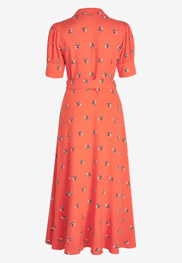 Next Emma Willis Red Maxi Dress back view