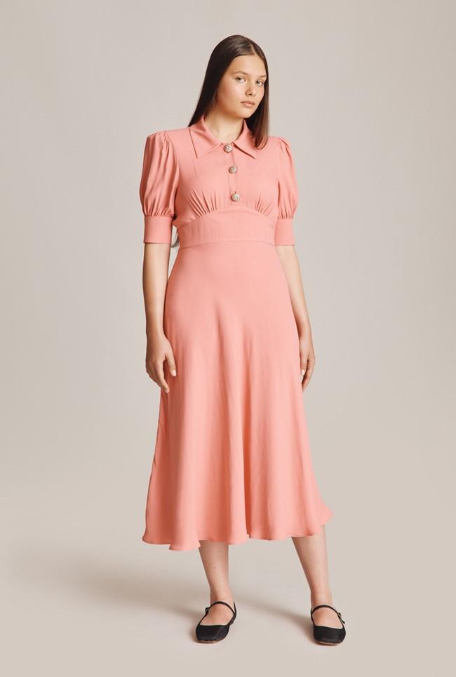 Ghost Wilma Dress